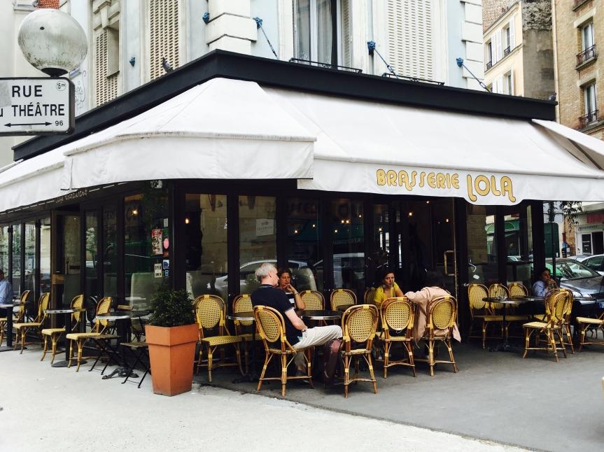 L'incontournable Brasserie Lola