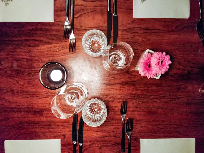 Kopps: Le restaurant gourmet et vegan deBerlin