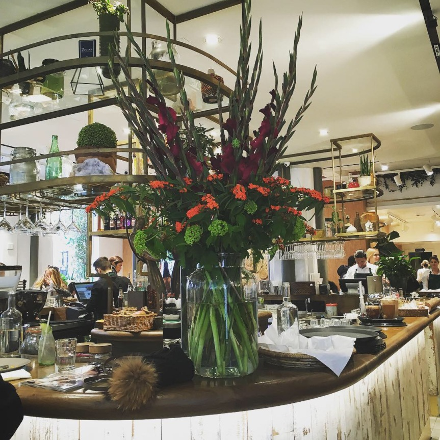 Farmacy: restaurant 100% plant-based à Notting Hill