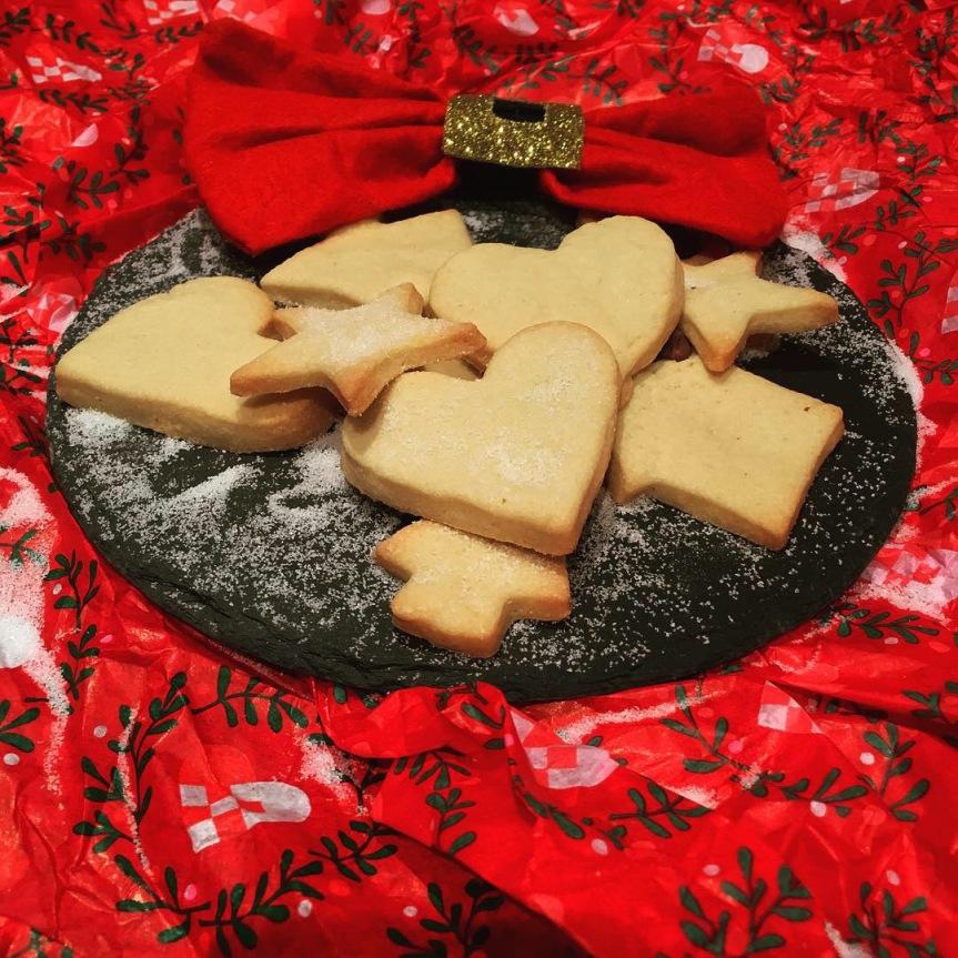Les biscuits sablés de Noël en versionvegan